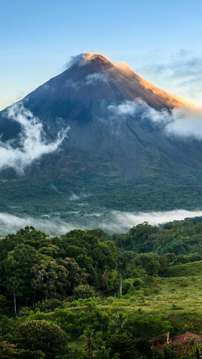 Luxury Hotels In Arenal Volcano National Park Costa Rica Small Luxury Hotels Of The World