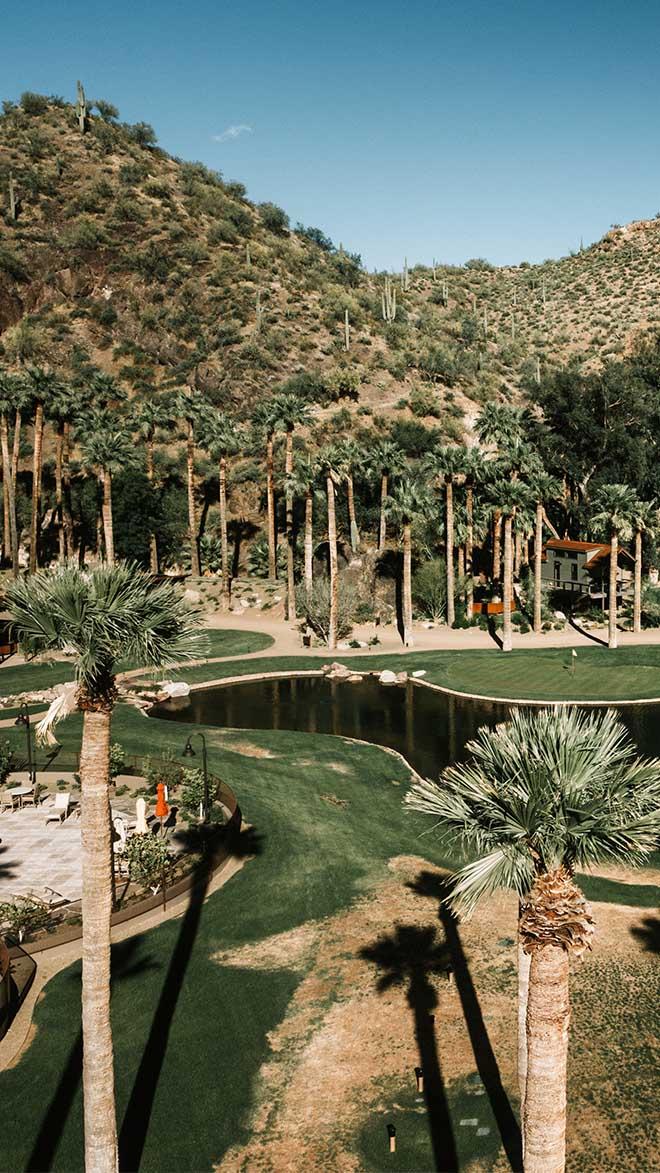 CBRE Completes Sale Of Historic Desert Oasis - CEM-AZ
