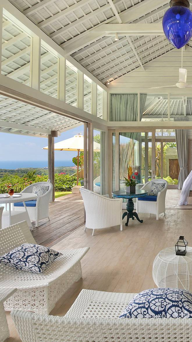 Hidden Hills Villas Boutique Hotel In Bali Indonesia Small Luxury Hotels Of The World