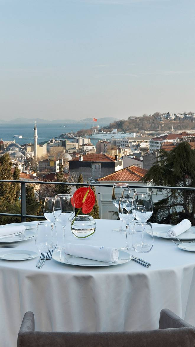 Tomtom Suites Luxury Hotel In Istanbul Turkey Small Luxury Hotels Of The World